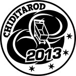 Chiditarod 2013 patch design