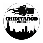 Chiditarod 2008 patch design