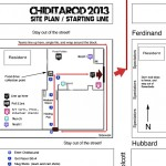 Chiditarod 2013 Yard Map