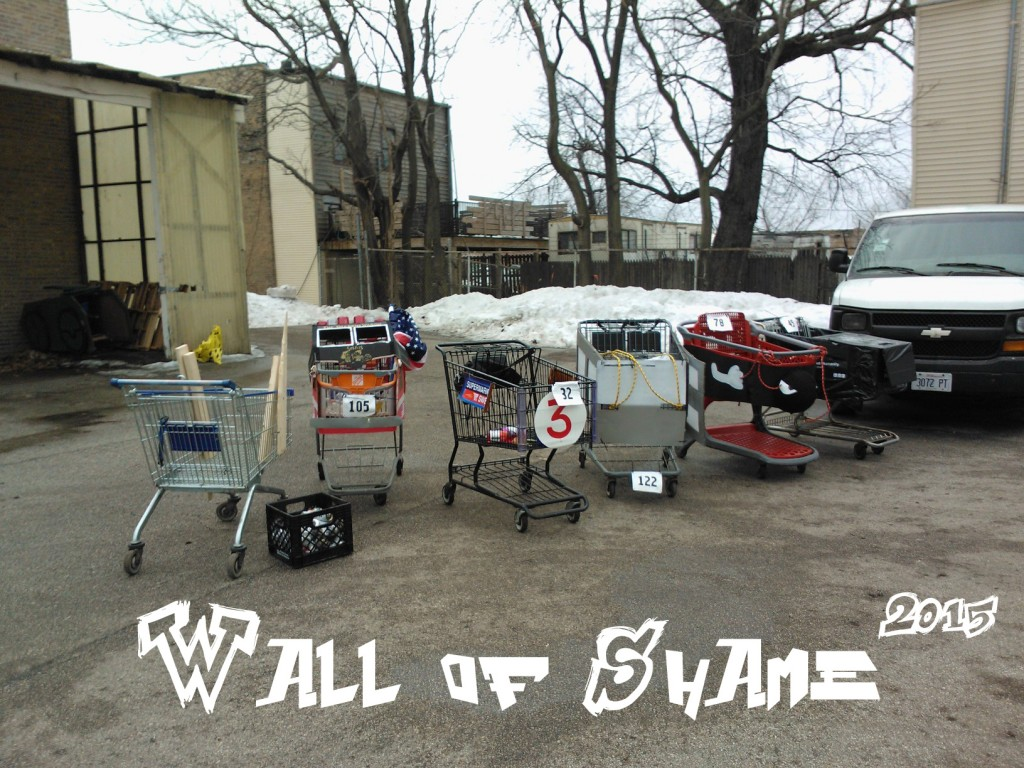 Wall of Shame 2015 - All with title